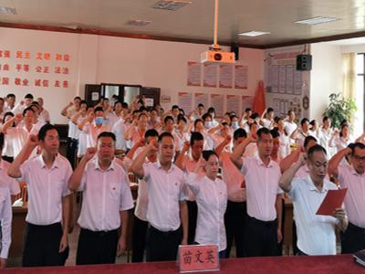丘北县锦屏镇打响爱卫、创卫、创建文明城市和人居环境五年提升行动攻坚战役