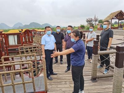 丘北县交通运输局积极开展水上交通安全生产综合检查