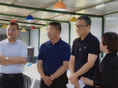 中国船舶集团调研组到丘北县调研定点帮扶工作