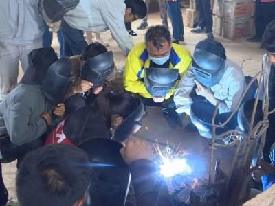 就业创业|丘北电焊工专业培训送到家