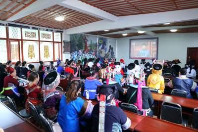 庆祝中国共产党成立100周年大会在丘北各族干部群众中引起强烈反响