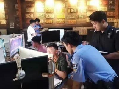 强化检查 确保稳定——丘北县双龙营派出所开展治安防范检查