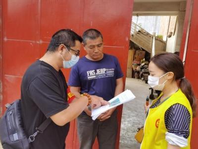 """丘北县文旅局积极履行爱国卫生""""7个专项行动""""、创建国家卫生县城网格包保职责"""