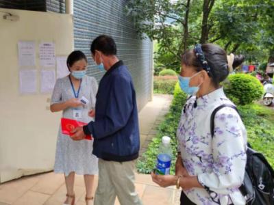 """丘北县政务服务管理局""""四方面""""抓好疫情防控与疫苗接种工作"""