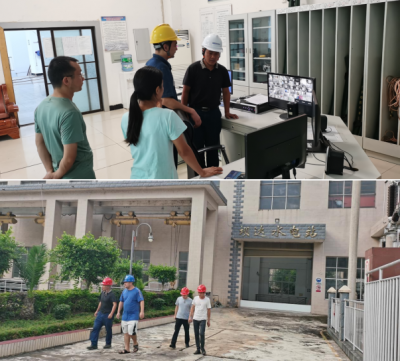 丘北县温浏乡对重点领域进行安全生产检查