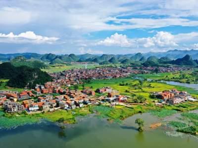 丘北:景区建设带动旅游转型升级