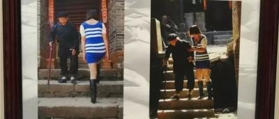 """""""红河·侨乡马帮""""摄影展引人注目,侨乡赤子用镜头记录马帮红颜历史"""