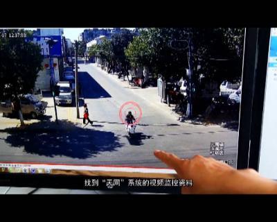 红河县摩托车铠甲卫士正式启动安装