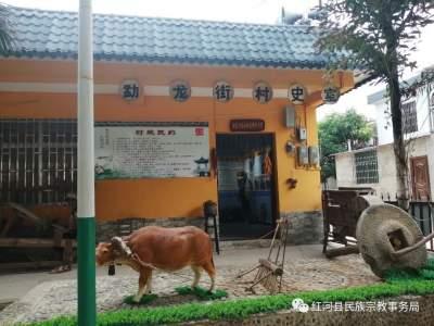 红河县:村史室让民众了解村史,记住乡愁