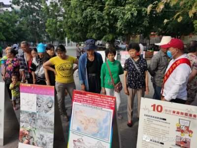 【防震减灾工作动态】红河县地震局多措并举开展全国第十二个防灾减灾宣传周活动