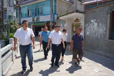 州委常委、州委组织部部长崔同富到红河县调研