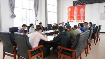 张智俊专题调研撒玛坝景区建设情况