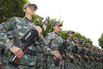 2020年女兵应征报名今天开始!招收对象、报名流程→