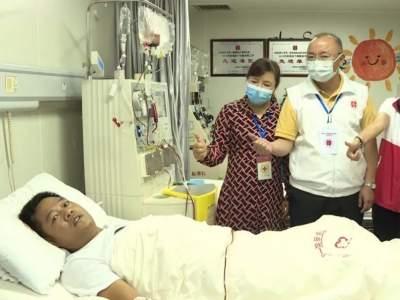 红河汉子许发才成功捐献造血干细胞,用爱心延续生命~