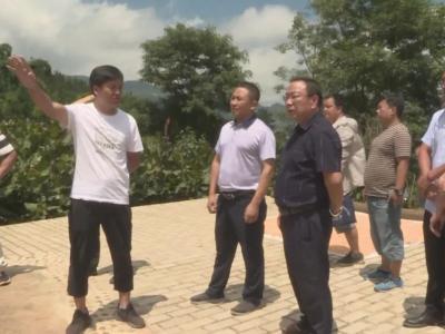 州农村人居环境整治工作督查组到红河县开展农村人居环境整治工作督查