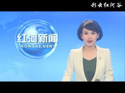 红河县召开新冠肺炎疫情防控工作电视电话会议