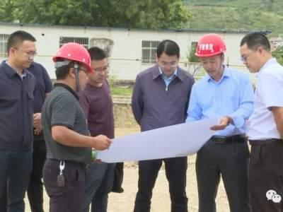 和涛调研电商示范县建设工作推进情况