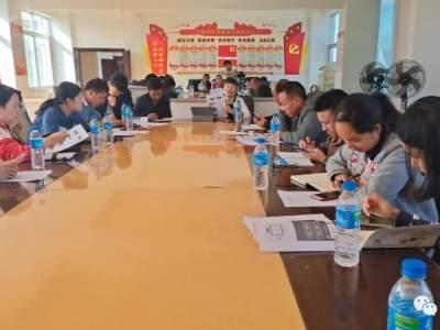 红河县举办2020年农民科学素质网络知识竞赛业务培训