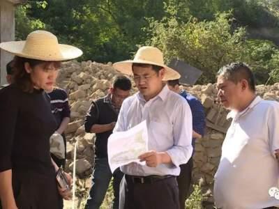 和涛专题调研红河县城乡建设用地增减挂钩工作推进情况