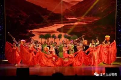 """""""文化大篷车·千乡万里行"""" 惠民演出要来红河县了,乡亲们,准备好小板凳吧!"""
