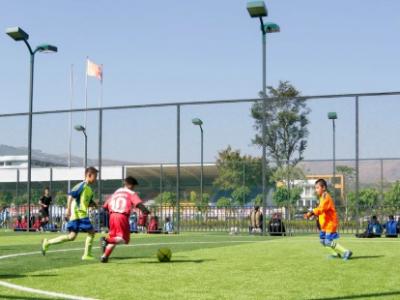 校园足球,红河县两所学校入选全国名单