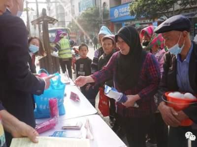 红河县开展农村地区食物中毒防控集中宣传教育活动