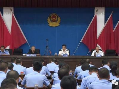 红河县三个先行 全力备战政法队伍教育整顿
