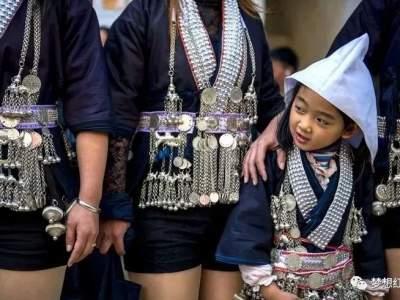 """""""寻根""""红河县 ▏中草药染出来的哈尼族服饰很漂亮,一起去了解"""