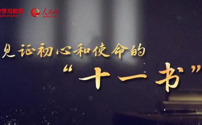 """《见证初心和使命的""""十一书""""》 第七集 陈毅安的""""无字书"""""""