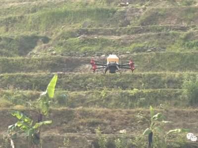 红河县:新科技亮相哈尼梯田助力春耕生产