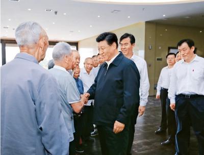 习近平总书记不断到访革命纪念地的重要启迪