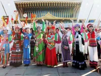 喜欢摄影的朋友看过来!红河县征集民族团结进步摄影作品啦!