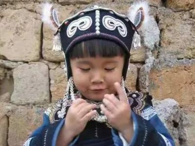 好看但分不清?红河县这几个乡镇的哈尼童帽是这样的