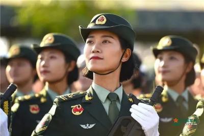 【关注】女兵报名,今日开始!