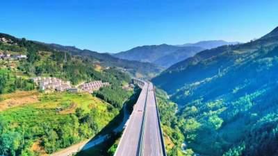 定了!蒙屏高速将于7月1日正式收费运营!