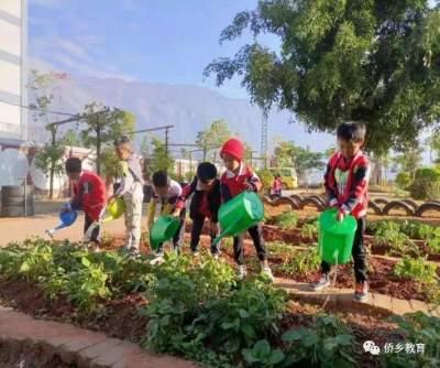 """红河县教体系统以""""五个一""""创建活动助推生态文明校园建设"""