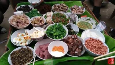 乡愁味道 让我魂牵梦萦的不是红河县的那道菜,而是家的温暖