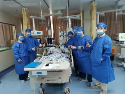 百名医护,18台手术上演生命接力