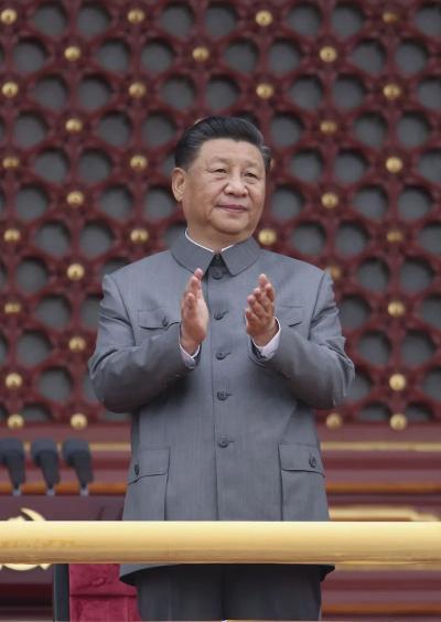 习近平:学史明理 学史增信 学史崇德 学史力行