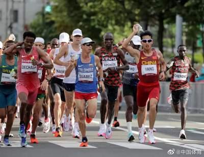 奥运会最后一个比赛日,中国队创下这些成绩