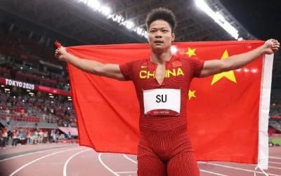 苏炳添将担任中国体育代表团闭幕式旗手