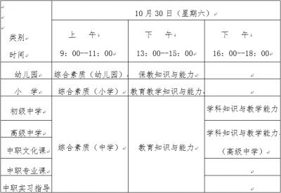 9月2日开始报名!云南2021年下半年教师资格证考试公告来了→
