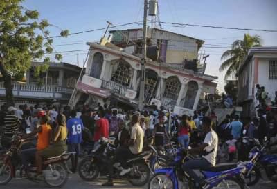 海地地震已致304人死亡,国家进入紧急状态!