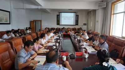 红河县召开创建省级文明城市工作调度会