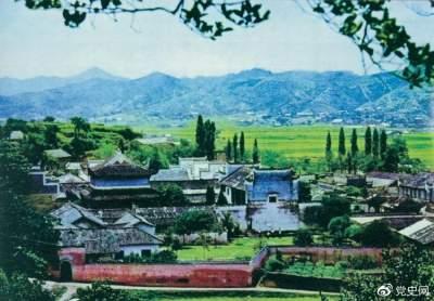 党史百年天天读·9月19日丨1927年,毛泽东提出建立农村革命根据地