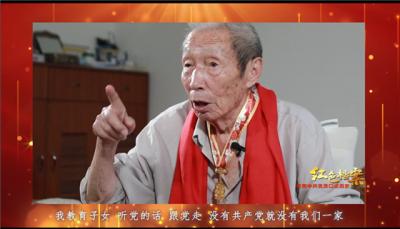 【红色档案·述说云南】中野战士李彦明:转战大西南,扎根怒江六十年