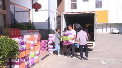 红河县工商联捐赠14万元物资,助力边境抗疫!