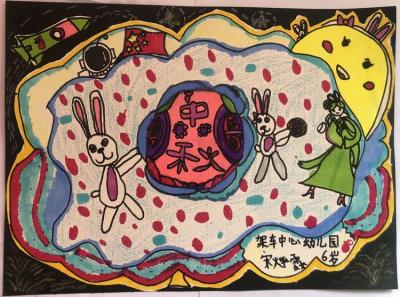 红河县绘画大赛获奖作品公示啦!快来为他们打call!