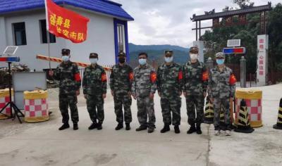 红河县强边固防突击队:坚守边关 不负韶华