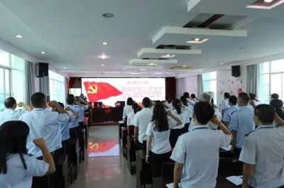 红河县:学史力行跟党走 纪税警税相映红